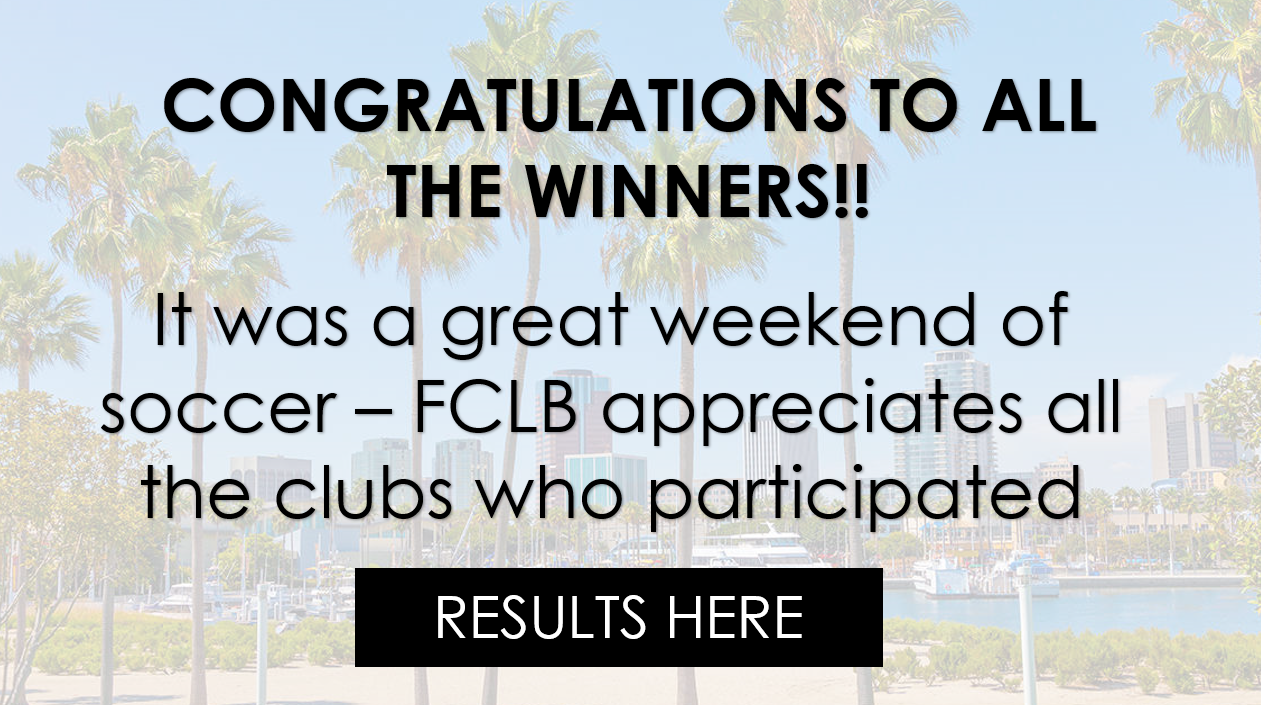 FCLB INVITATIONAL - CONGRATULATIONS TO THE WINNERS!